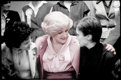 Mary Kay Ash, legendary business executive and philanthropist, was named among Women of the Century by USA TODAY. (Photo: Mary Kay Inc.)