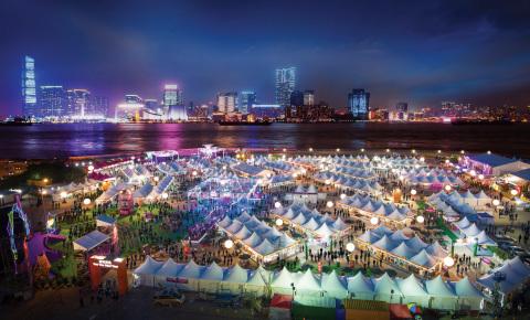 香港美酒佳餚巡禮(照片:美國商業資訊)
