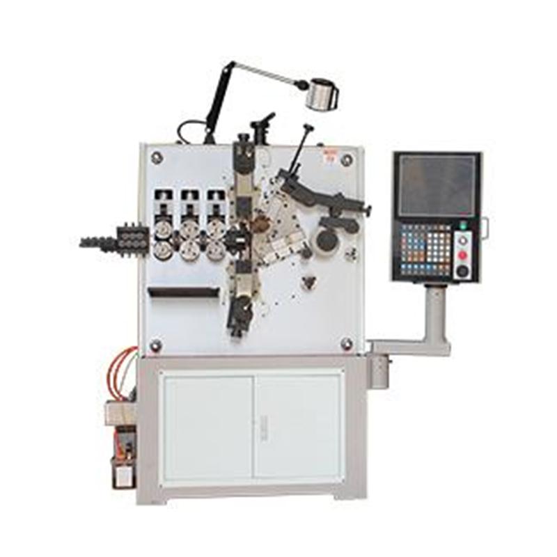 camless spring machine