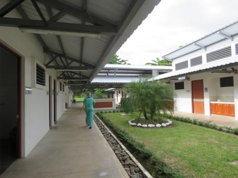 Agroaceite's Human Development Center facilities.