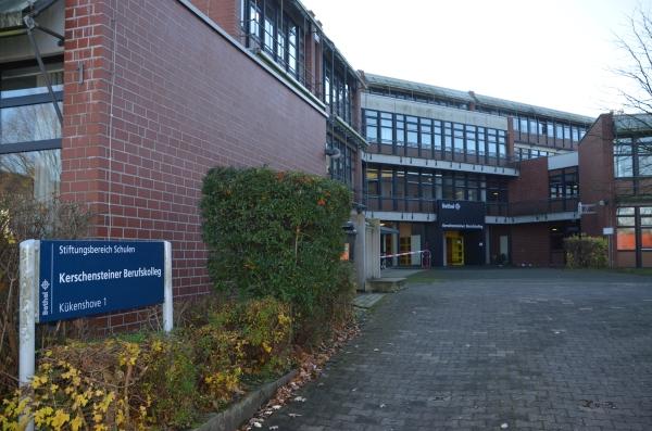 摄于比勒费尔德市的KBK伯特利职业学院